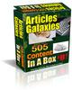 Thumbnail 1005 PLR Articles