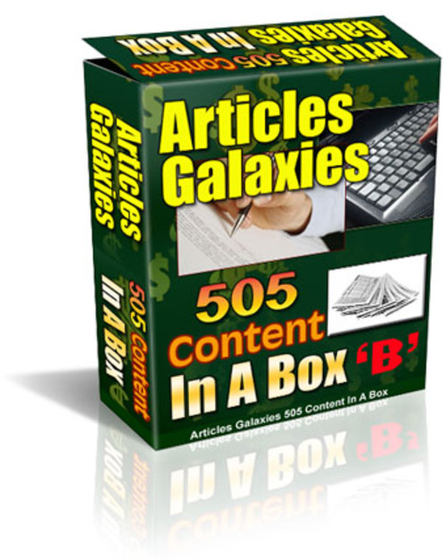 Pay for 1005 PLR Articles