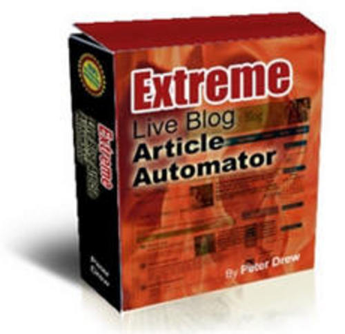 Pay for Extreme Live Blog Article Automator setup