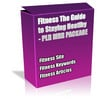 Thumbnail Buy PLR Pack - Fitness Guide to Staying Healthy *Quality*