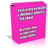 Thumbnail Buy PLR eBook - Cash in Big on Health & Wellness *Quality*