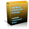 Thumbnail Buy 100 Niche PLR Articles + Special Bonuses