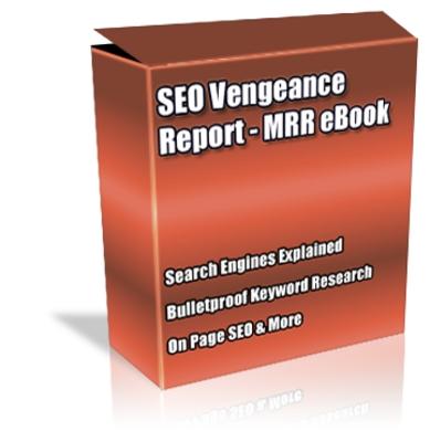 Pay for Buy MRR eBook - SEO Vengeance Report