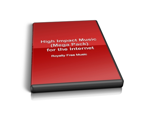 Pay for Buy Royalty Free Music - High Impact Music Optimized for the Internet