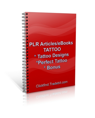 Pay for Buy PLR Articles/eBook Tattoo with Bonus