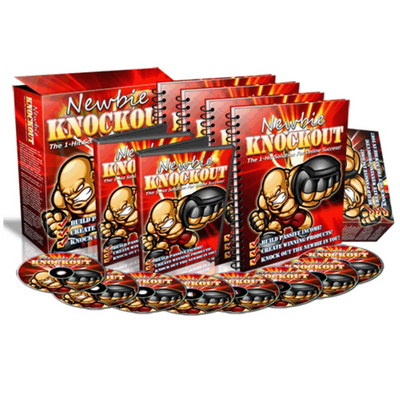 Pay for Newbie Knockout Crash Course (With Resell Rights)