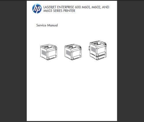 hp laserjet p2035 service manual pdf