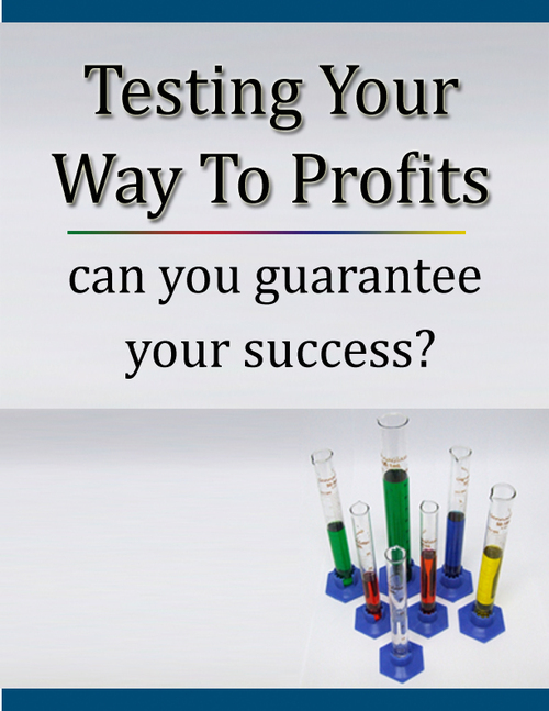 Pay for Avoid losing Sales By Testing Your Way To More Money