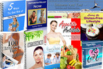 Thumbnail We give 70 ebooks about Health, Fitness and Diet with MRR