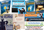 Thumbnail Make Money Ebook Mega Package, 31 ebooks to download
