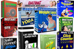 Thumbnail Best Software Mega Package includes 18 pieces of software