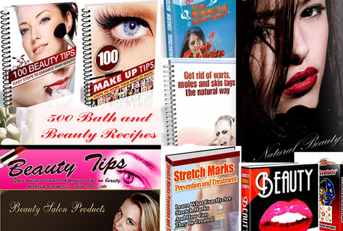 Pay for Beauty Mega Package You can even Make Money Online from Home