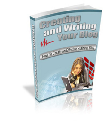 Pay for Creating & Writing Your Blog - Secret Money Tips
