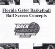 Thumbnail Coaching Basketball: Billy Donovan Ball Screen Offense