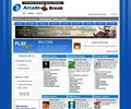 Thumbnail TURNKEY ARCADE WEBSITE SCRIPT + 3,400 GAMES + ADSENSE