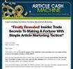 Thumbnail Article Cash Machine Ebook Website