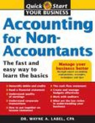 Pay for Accounting for Non-Accountants: The Fast and Easy Way to Lea
