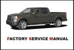 Thumbnail Ford F150 2012 - 2014 Service Repair Shop Manual