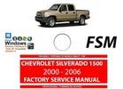 Thumbnail  GMC Sierra 2500HD Factory Service Repair Manual 2005 2006