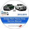 Thumbnail 2012-2015 DODGE RAM 2500 6.7L DIESEL ENGINE SHOP