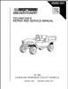 Thumbnail 2001 E-Z-GO EZ-GO ST 480 Golf Cart Workshop Repair Manual