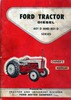 Thumbnail Ford Tractor Diesel 601 D & 801 D Series - Owner Operator In