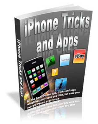 Pay for iPhone Tips and Tricks & Apps eBook MRR