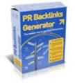 Thumbnail 2010 PR Backlink Generator with MRR