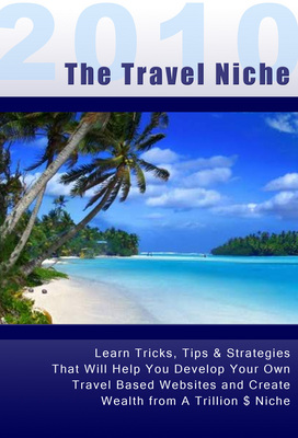 Pay for Travel Niche Profits 2010 with M. R. R.