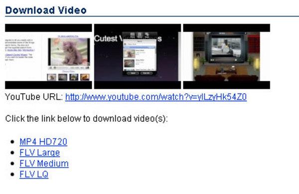 YouTube Video Downloader Script - Paste Version