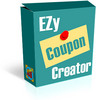 Thumbnail Ezy Coupon Creator SOFTWARE AUTOMATOR $4.95 BUY NOW!