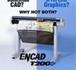 Thumbnail ENCAD PLOTER T-200 Service Manual