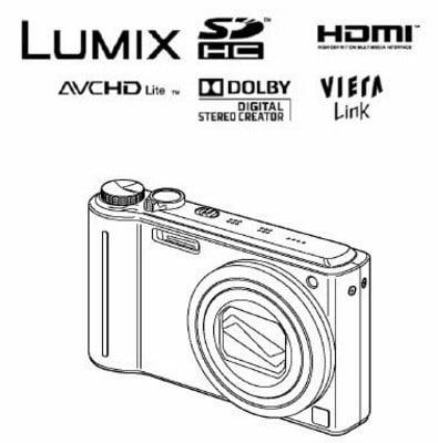 panasonic lumix dmc tz7 series service manual download manuals a rh tradebit com lumix tz manual lumix tz70 manual pdf