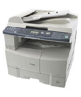 Panasonic dp 8020e printer