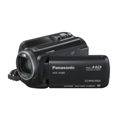 panasonic hdc hs80 hd video camera service manual. Black Bedroom Furniture Sets. Home Design Ideas