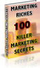 Thumbnail Marketing Riches 100 Killer Marketing Secrets