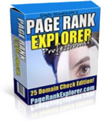 Pay for Page Rank Explorer