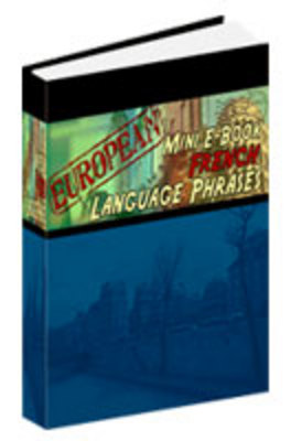 Free French Language Phrases Mini Ebook Download thumbnail