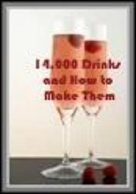 Pay for 14000 Drinks And How To Make Them