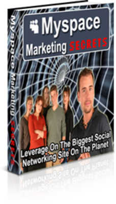 Pay for Myspace Marketing Secrets / Master Resell Rights