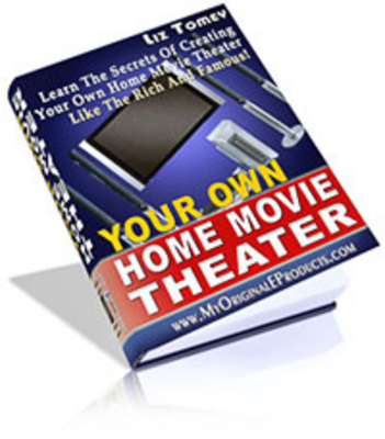 Pay for Build Your Own Killer Home Theater / Master Resell Rights