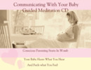 Thumbnail Communicating with your baby Guided Meditation Mp3