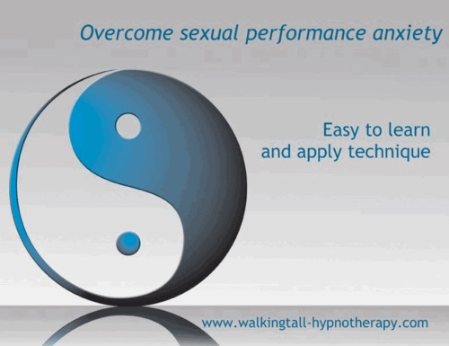Overcome Sexual Performance Anxiety