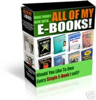 Pay for EVERY EBOOK I SELL.zip