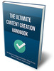 Thumbnail The Ultimate Content Creation Handbook