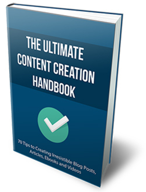 Pay for The Ultimate Content Creation Handbook