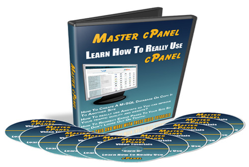 Pay for The Ultimate cPanel Video Tutorial With Mrr (2014)