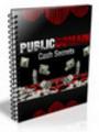 Thumbnail Public Domain Cash Secrets With PLR + BONUS