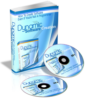 Pay for Dynamic Software Creation eBook & Audio With PLR