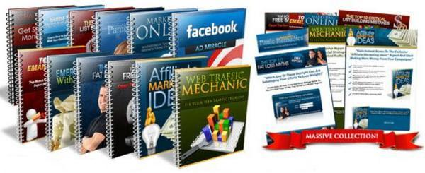 Pay for 12 Reports For List Building With PLR + Bonus